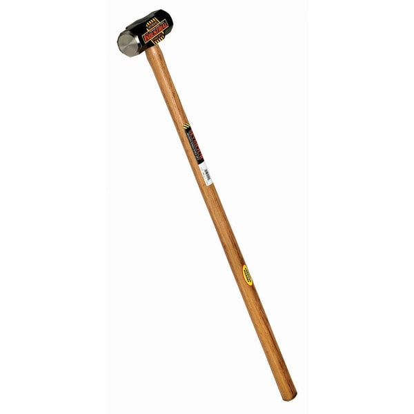 "Seymour SH-8 41560 8 Lb Sledge Hammer 36"" Hickory Handle"