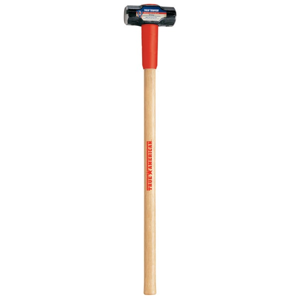 "True Temper 1113091300 8 Lb Double Face Sledge Hammer With 36"" Handle"