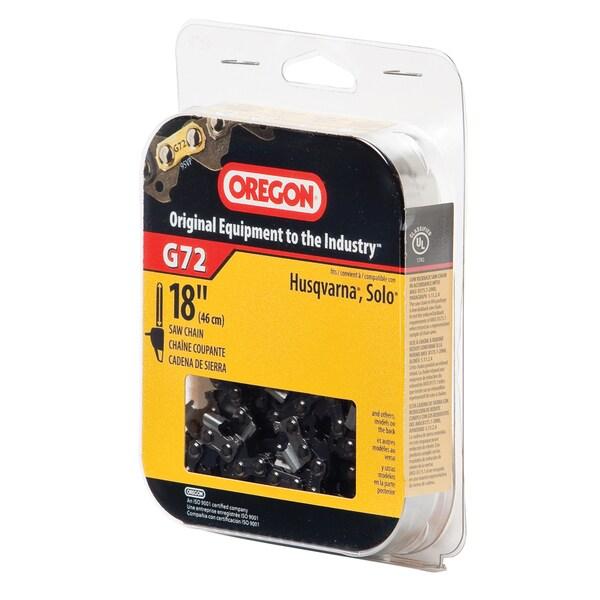 """Oregon G72 18"""" Micro-Lite Chain"""