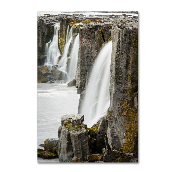 Philippe Sainte-Laudy 'Echoes in Stone' Canvas Art