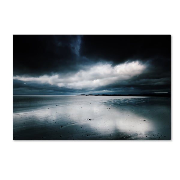Philippe Sainte-Laudy 'Fade to Black' Canvas Art