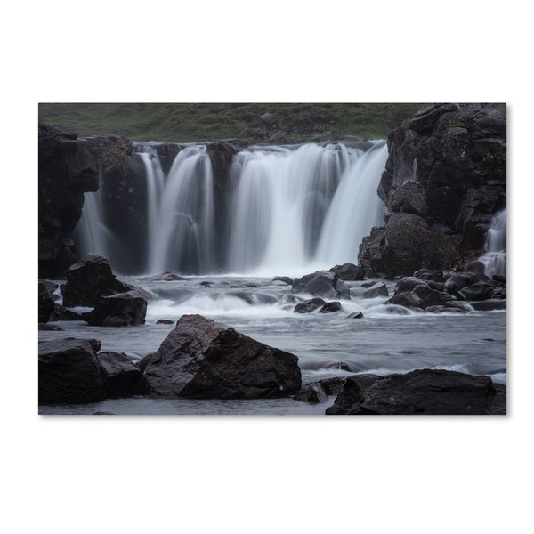 Philippe Sainte-Laudy 'Go With the Flow' Canvas Art