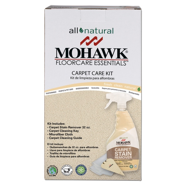 Mohawk Home FloorCare Essentials Carpet Care Kit