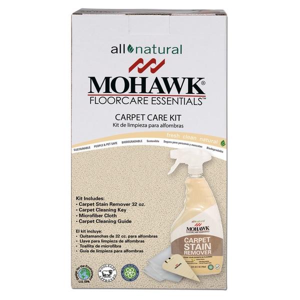 Mohawk Home FloorCare Essentials Carpet Care Kit