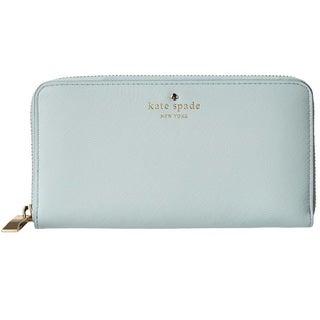 Kate Spade Cherry Lane Lacey Cy Blue Wallet