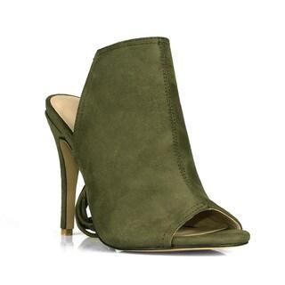 Hotsoles Gopher Stiletto Women's High Heel Sandals