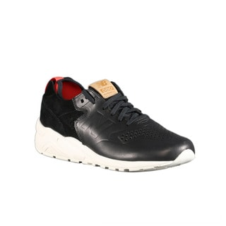New Balance Black with White 580 Deconstructed