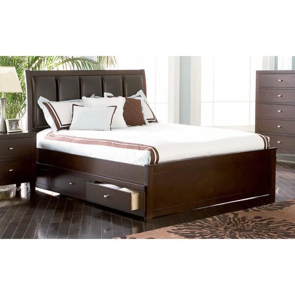 Coaster Company Lorretta Cappuccino Bed
