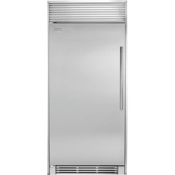 Frigidaire 18.6 cubic foot freezer - Stainless Steel ...