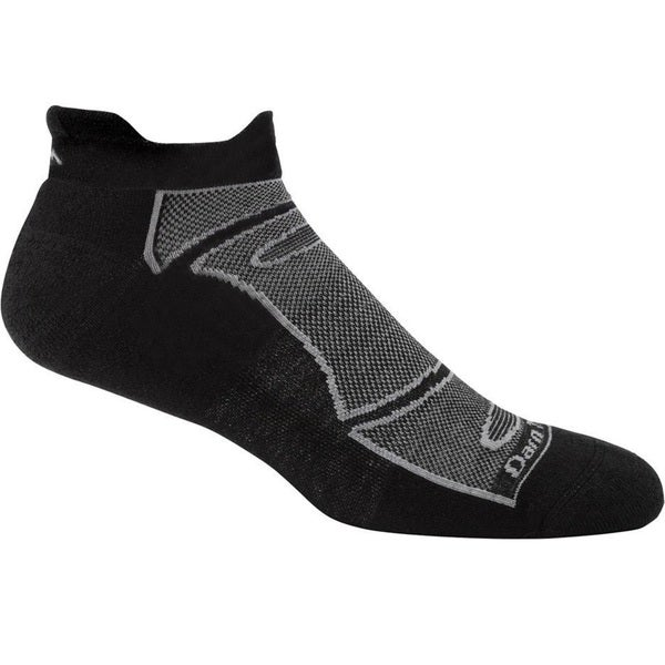 Men's Tab No Show Light Cushion Socks