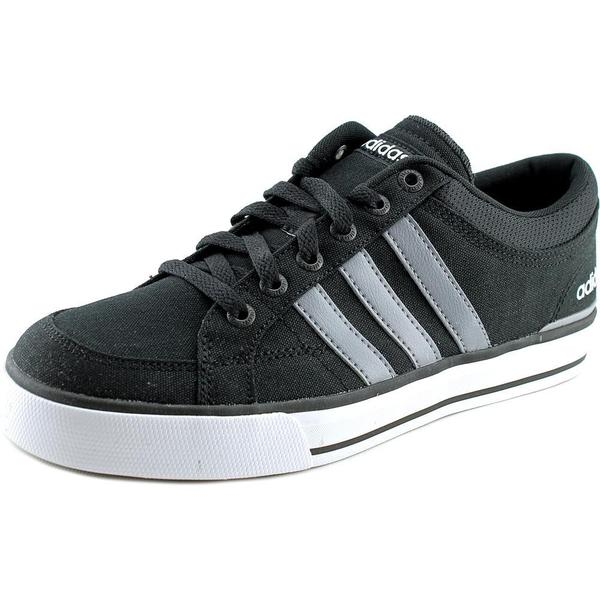 Adidas Men's 'BBNeo Skool Lo' Basic Textile Athletic Shoes