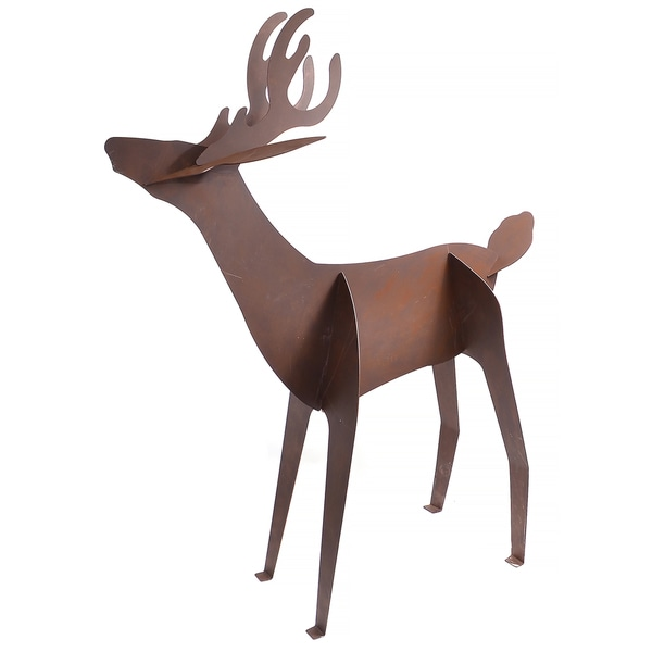 Universal Home and Garden LSBK-81 55-inches L X 15-inches W X 36-inches H Buck Testing The Winds