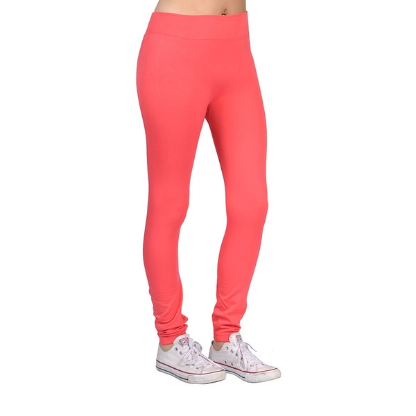 Women's Coral Leggings
