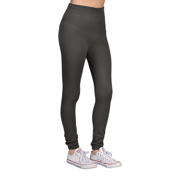 Women's Fashion Charcoal Leggings