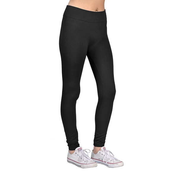 Womens Fashion Black Leggings