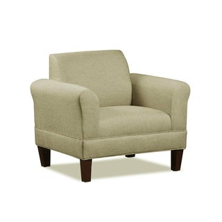 Carolina Accents Briley Sand Arm Chair