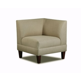 Carolina Accents Briley Sand Corner Chair