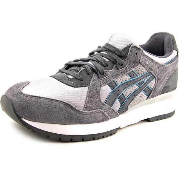 Asics Men's 'GT-Cool' Regular Grey Suede Athletic Shoes