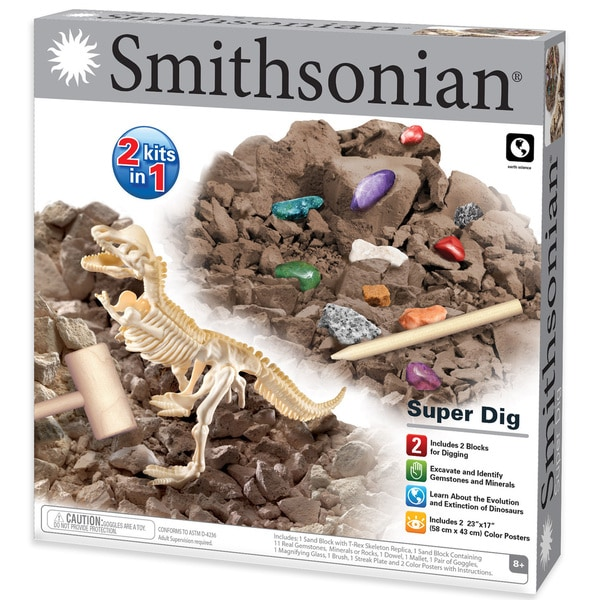 Smithsonian Super Dig Set