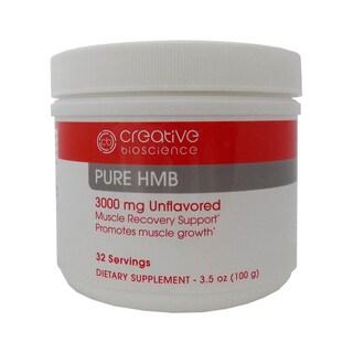 Creative Bioscience Pure HMB 3.5-ounce Powder