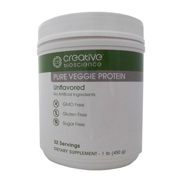 Creative Bioscience 1-pound Pure Veggie Protein