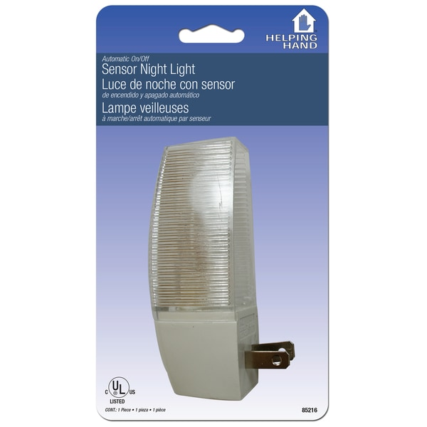Helping Hand 85216 White Sensor Night Light
