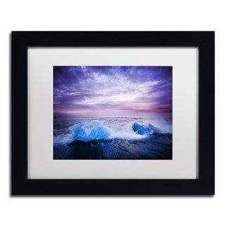 Philippe Sainte-Laudy 'Hot and Cold' Matted Framed Art