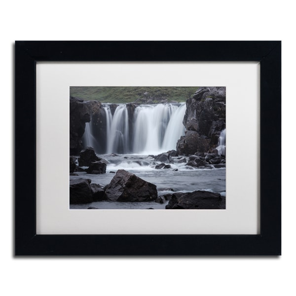 Philippe Sainte-Laudy 'Go With the Flow' Matted Framed Art