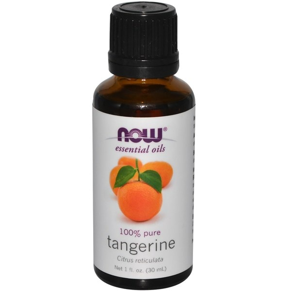 NOW Foods 1-ounce Tangerine Essential Oil