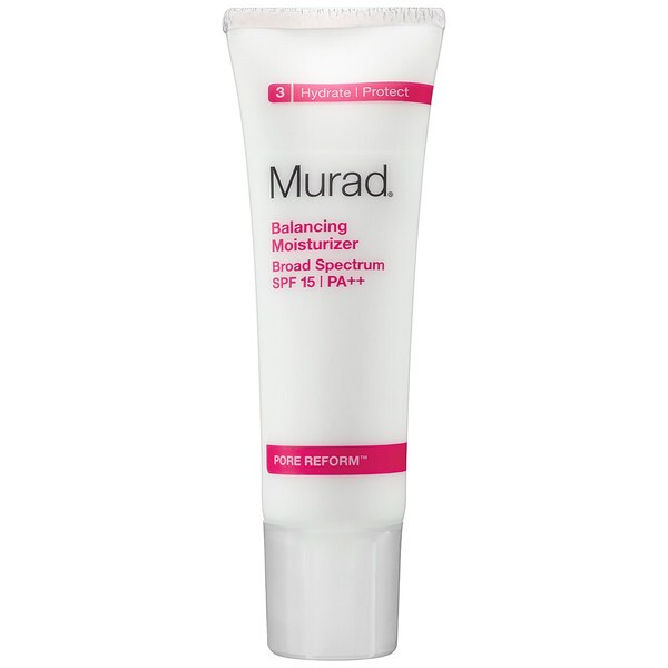 Murad Pore Reform Balancing 1.7-ounce Moisturizer Broad Spectrum SPF 15 PA++