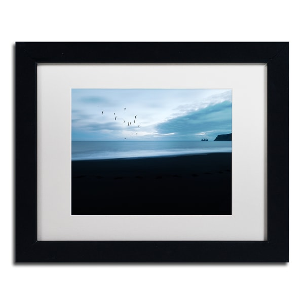 Philippe Sainte-Laudy 'Angelus' Matted Framed Art