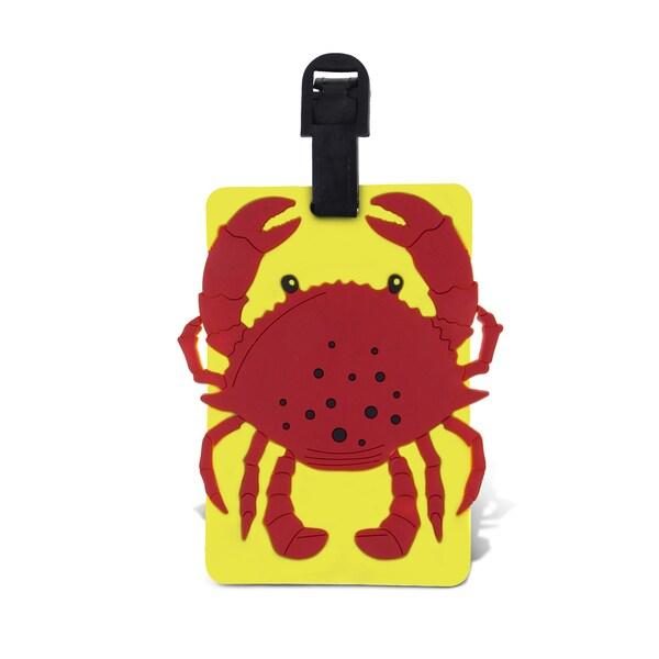 Taggage Crab Luggage Tag