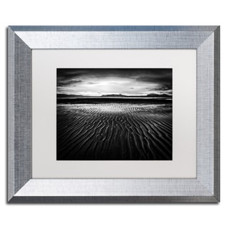 Philippe Sainte-Laudy 'Dark Times' Matted Framed Art