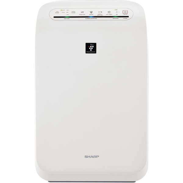 Air Purifier With Hepa Filter, 3 Fan Speeds, Library Quiet, 280 Sq Ft Per Ea FP-F60UW