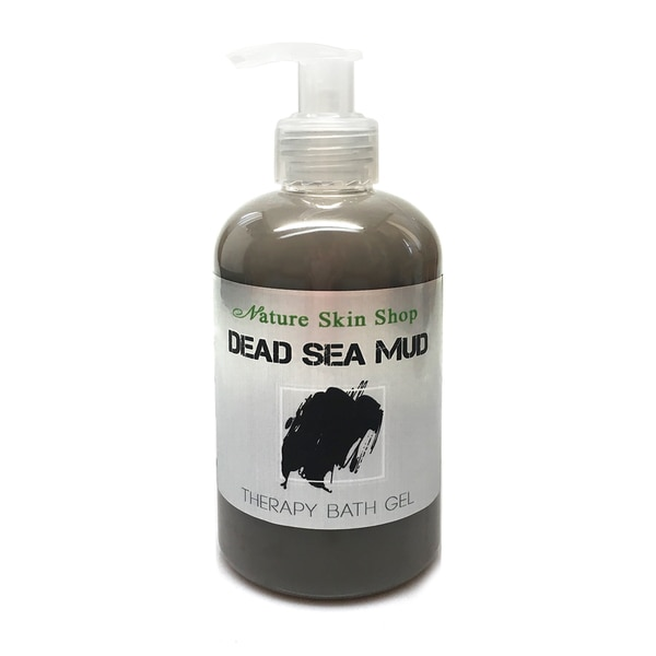 Dead Sea Mud Therapy Body Wash