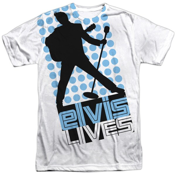 Elvis/Livin Large