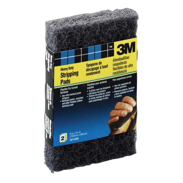 3M 10112NA Heavy Duty Stripping Pads