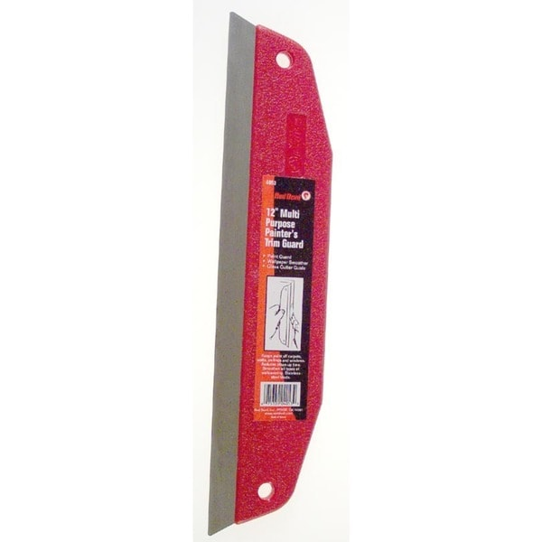 "Red Devil 4053 12"" Plastic Trim Guard"