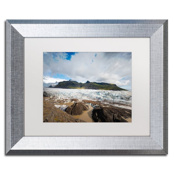 Philippe Sainte-Laudy 'The Land Before Time' Matted Framed Art