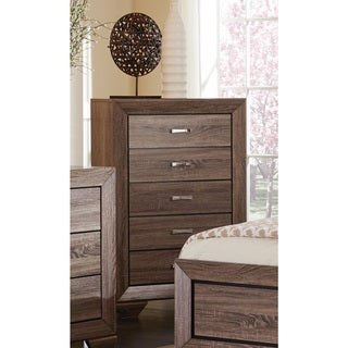 Coaster Company Kauffman Brown 5-drawer Chest