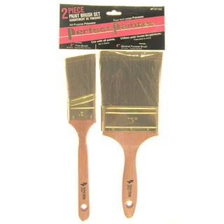 Gam BP01122 Perfect Painter 2 Piece Paint Brush Set
