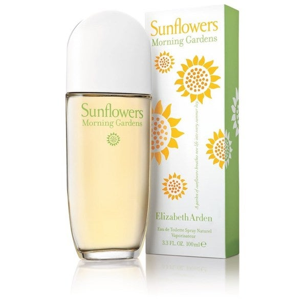 Elizabeth Arden Sunflowers Morning Gardens Women's 3.3-ounce Eau de Toilette Spray