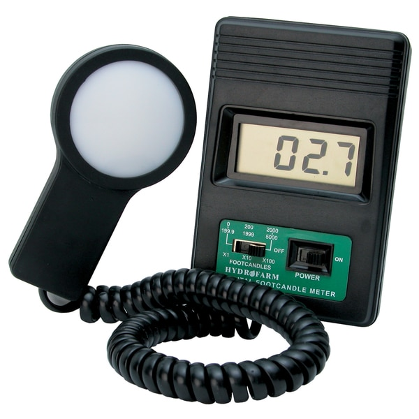 Hydrofarm LG17010 Digital Light Meter