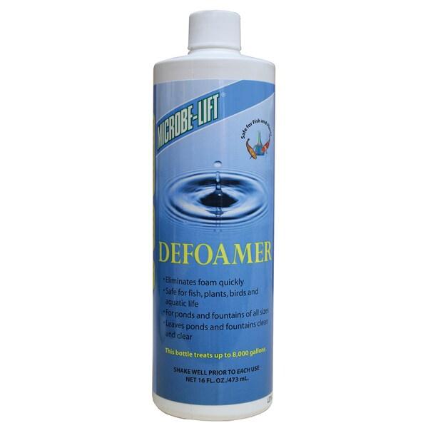Microbe Lift DFOAM16 16-ounce Defoamer