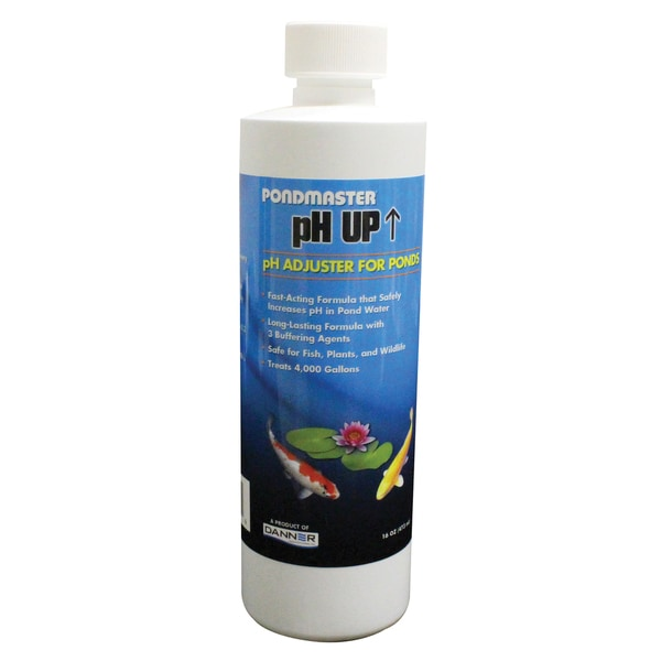 Pondmaster 03938 16-ounce PH Up For Ponds