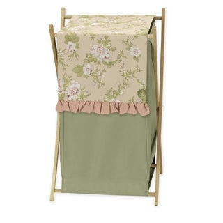 Sweet Jojo Designs Annabel Collection Laundry Hamper