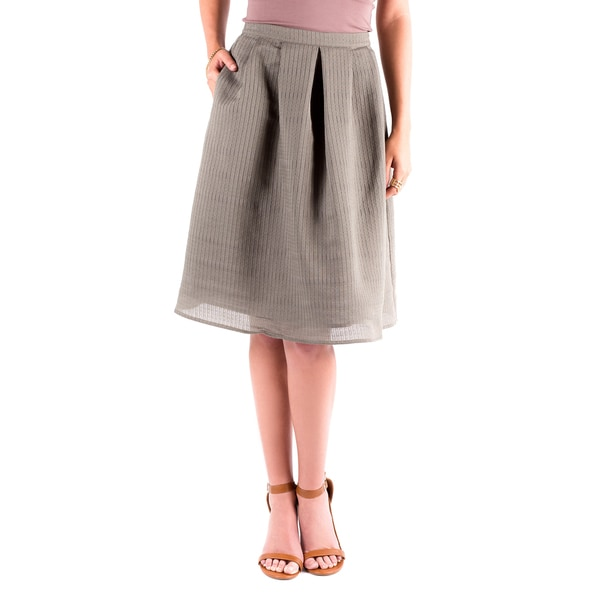 DownEast Basics Women's Great Escape Skirt