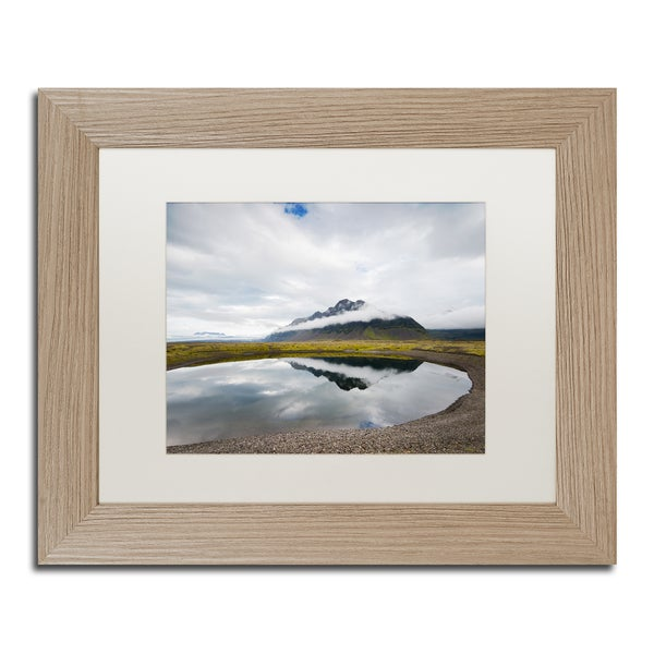 Philippe Sainte-Laudy 'Second Chance ' Matted Framed Art