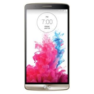 LG G3 LS990 32GB Sprint 4G Quad-Core Unlocked CDMA Android Phone w/ 13MP Camera - Gold