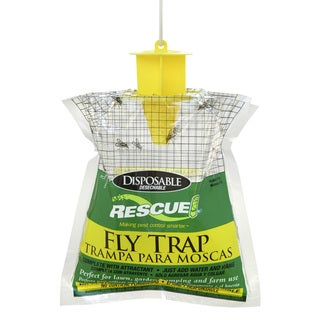 Rescue FTD-DB12 Disposable Fly Control Trap With Attractant
